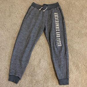 Abercrombie joggers pants